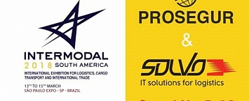 Solvo to showcase at Intermodal South America 2018